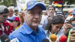 Venezuela: Imputarán a Antonio Ledezma por supuesto vínculo con conspiración - Noticias de miguel rodriguez torres