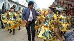 Evo Morales anunció que Bolivia tendrá un festival mejor que Viña del Mar - Noticias de luis fonsi