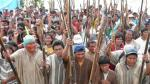 Loreto: Nativos toman bases de Pluspetrol y de Petroperú - Noticias de río marañón