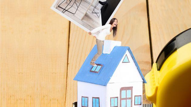 C mo vivir en menos de 50 metros cuadrados vida21 peru21 for Vivir en 50 metros cuadrados