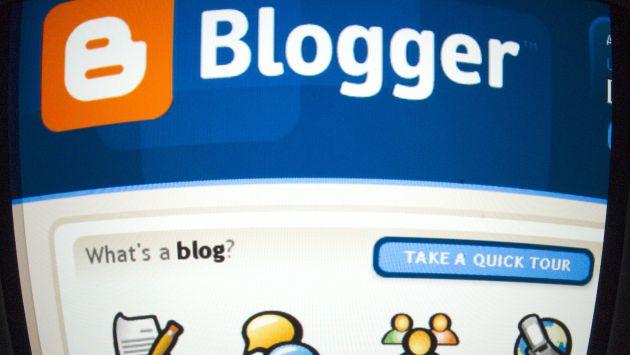 Blogger ya no prohibirá contenido sexual explícito. (AFP)