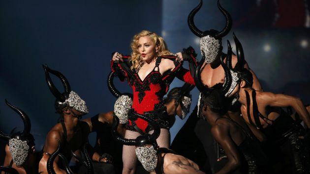 Madonna dejaría que sus hijos sigan sus pasos en el futuro. (Reuters)