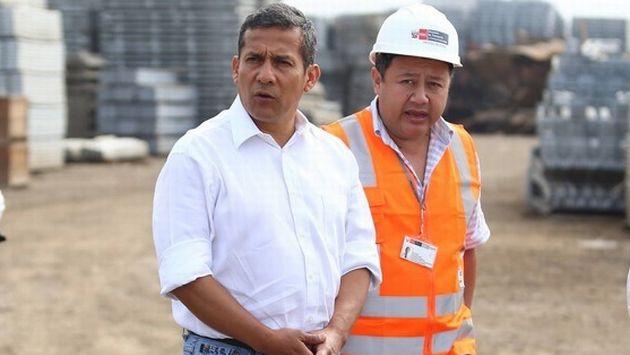 """Fiscal de la Nación a Ollanta Humala: """"Al Ministerio Público se le respeta"""""""