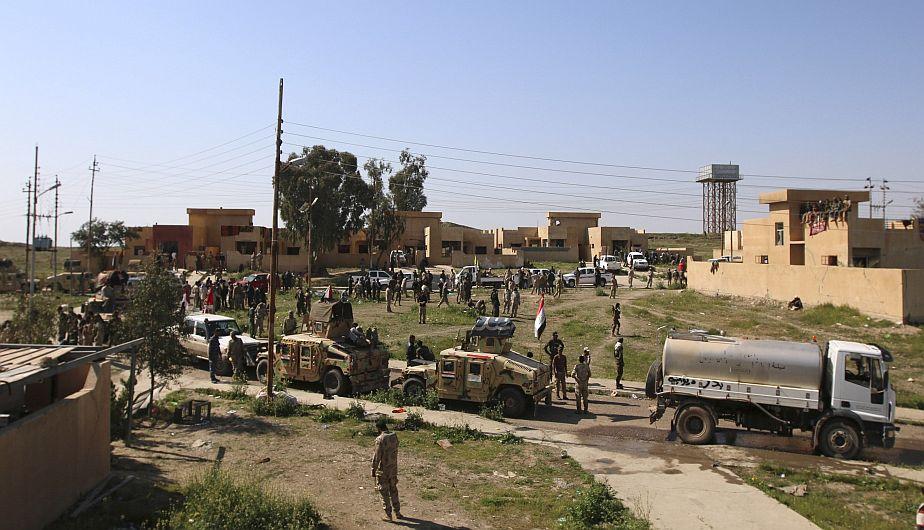 Estado Islámico: Ejército de Irak inicia operación para recuperar Tikrit