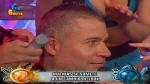 'Esto es guerra': Mathías Brivio se cortó el cabello a lo Paolo Guerrero - Noticias de paolo guerrero