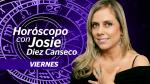 Horóscopo.21 del viernes 27 de febrero de 2015