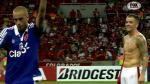 Copa Libertadores 2015: Mira cómo fue desairado Andrés D'Alessandro - Noticias de cabezon ricardo