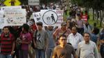 #TVbasura: Así fue la marcha contra la televisión basura [Fotos]