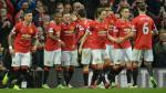 Manchester United venció 2-0 al Sunderland por la Premier League