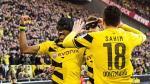 Jugadores del Borussia Dortmund celebraron gol como 'Batman y Robin' - Noticias de marco reus