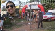 Humberto Moura Fonseca murió de un coma etílico tras beber 25 'shots' de vodka. (otempo.com/Facebook Humberto Moura Fonseca)