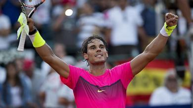 ATP de Buenos Aires: Nadal enfrentará a su amigo 'Pico' Mónaco en la final