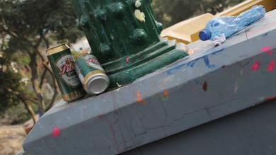 Barranco: Denuncian actos vandálicos durante celebración del carnaval