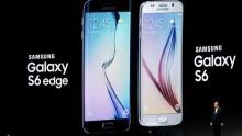 Samsung, Galaxy S6, Galaxy S6 Edge
