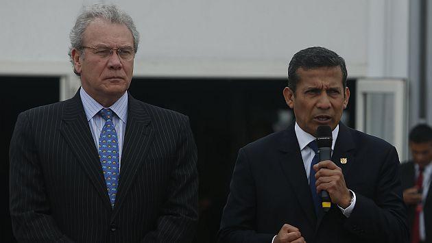 Respuesta de Chile sobre caso de espionaje fue evaluada por Ollanta Humala
