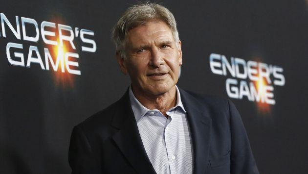 Harrison Ford se encuentra estable tras accidente aéreo