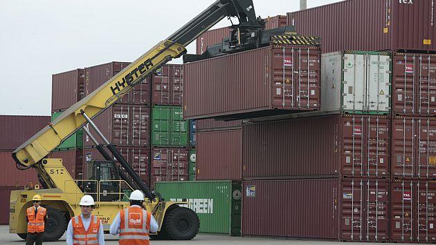 ADEX: Exportación sería 17.4% del PBI en 2015. (César Fajardo)