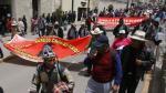 Cusco: Paro agrario afecta turismo en ciudad imperial