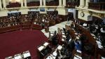 Congreso aprobó la no reelección inmediata de presidentes regionales y alcaldes