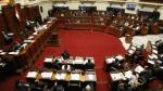 Congreso aumentó requisitos para la revocatoria de autoridades