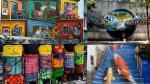 Murales callejeros: Conoce 7 de los más increíbles del mundo - Noticias de festival de vancouver