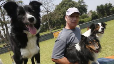 USAR: La unidad de bomberos y perros entrenados que salvan vidas