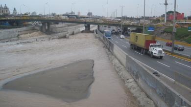 Caudal, Río Rímac