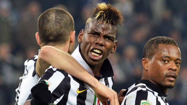 Serie A: Juventus derrotó 1-0 a Sassuolo con gol agónico de Paul Pogba