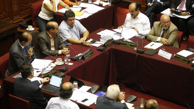 Unión Civil: Julio Rosas y Carlos Tubino y sus argumentos en contra