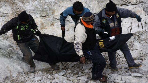 Junín: Choque dejó ocho fallecidos en Carhuamayo - Diario Perú21