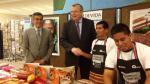 Devida: Exponen café y cacao del Perú en evento de la ONU en Viena - Noticias de satipo