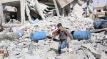Siria: ONU informó que guerra ha dejado hasta el momento 200 mil muertos - Noticias de valerie amos