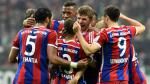 Bayern Munich goleó 4-0 al Werder Bremen por la Bundesliga [Fotos y video] - Noticias de david pizarro