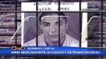 Ariel Bracamonte fue detenido en EEUU por agredir a su esposo - Noticias de myriam fefer