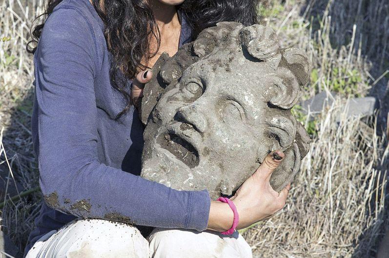 Hallan máscara del dios Pan 288245