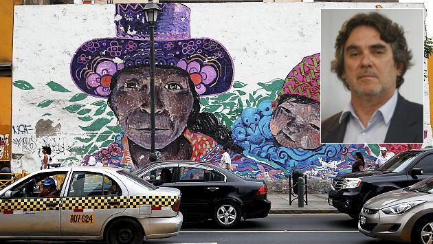 Municipalidad de Lima borró los murales en la ciudad. (USI)