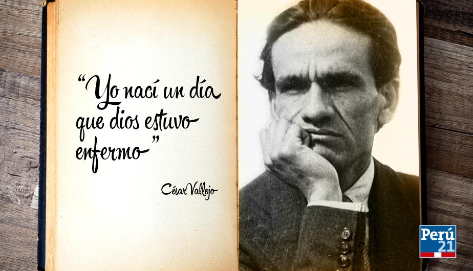 Cesar Vallejo citas