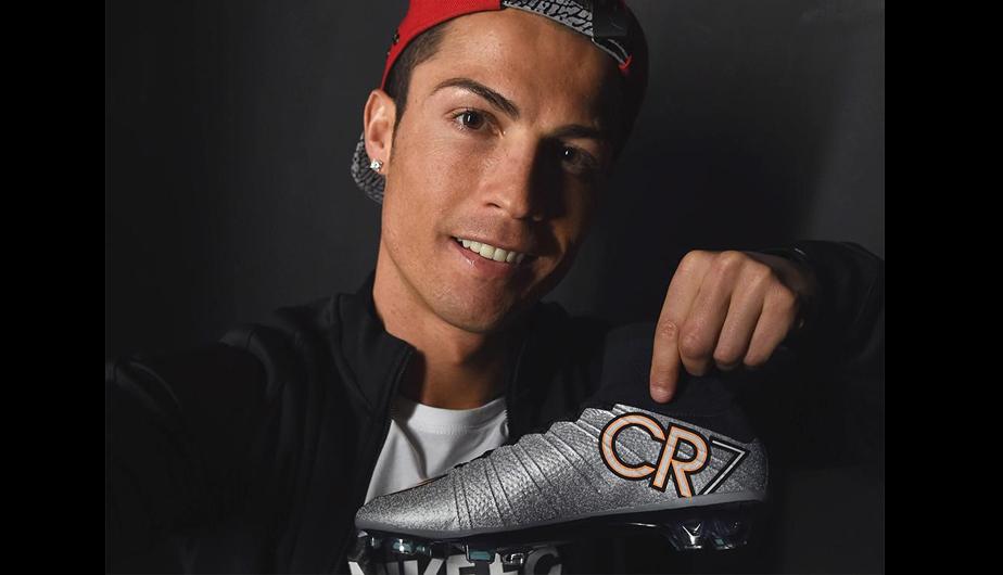 Cristiano Ronaldo estrenará estos chimpunes en el Barcelona vs. Real Madrid   b61756b8b8158