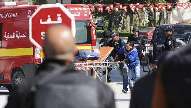 Estado Islámico se adjudicó ataque contra museo en Túnez. (EFE)