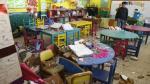Arequipa: Así quedó aula de jardín infante tras derrumbe de techo [Fotos] - Noticias de minedu