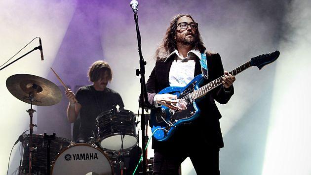 Sean Lennon tiene a su padre en un pedestal. (AP)