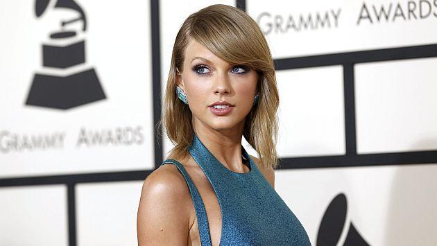 Taylor Swift no quiere que aparezcan páginas web pornográficas con su nombre. (Reuters)