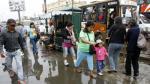 Lima: Advierten que lluvias continuarán en los próximos días - Noticias de nelson quispe