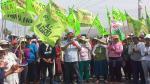 Tía María: Antimineros iniciaron huelga indefinida contra proyecto [Video] - Noticias de enrique blanco ridoutt