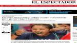 'El último pasajero': Así informó la prensa extranjera reto con cucarachas - Noticias de ana jara