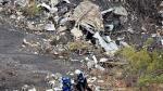 Germanwings: 72 alemanes y 51 españoles murieron en accidente aéreo - Noticias de accidente en chincha