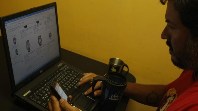 INEI: El 50.9% de los peruanos utilizó Internet diariamente. (USI)