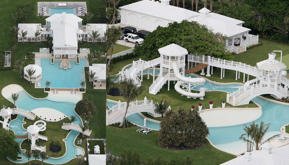 Pinterest conoce las 7 piscinas m s incre bles del mundo for La piscina mas temible del mundo