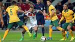 Alemania y Australia empataron 2-2 en amistoso [Fotos y video] - Noticias de lukas podolski