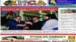 """Ollanta Humala a Hugo Chávez: """"Mi comandante, le solicito audiencia"""" - Noticias de cynthya montes"""